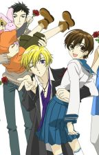 Ouran Host Club RPG  by ojiru450