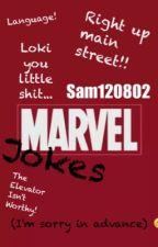 Marvel Jokes by Sam120802