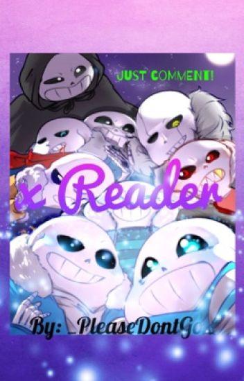 AU Sans X Reader one-shots