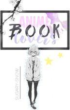 『 Anime Book Covers 』 - O P E N by sugary-snow