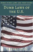 Dumb laws of the U.S.A by HunterxHunter_Fan