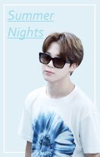 summer nights | jimin by floflo318