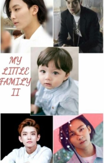My Little Family 2 ~Jihan/yaoi