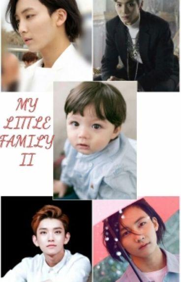 My Little Family 2 ~Jihan/yaoi
