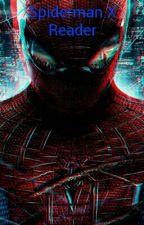 Spiderman X OC by emy_love7
