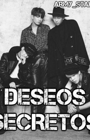 Deseos Secretos - BTS lemon  by Army_StaKim