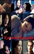 Katniss Acosada by ale_giron