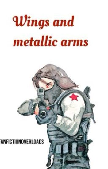 Wings and Metallic Arms (Bucky Barnes X Reader) - I am the Trash