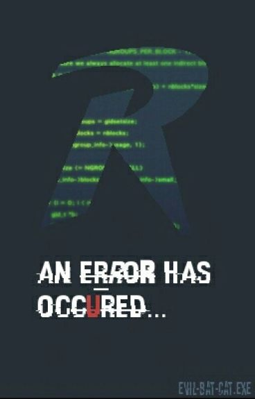 aN ERoR HaS oCcurReD