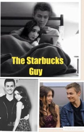 The Starbucks Guy by MatthiaLong