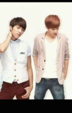 Mi Niñero Woogyu by crazy-inspirit