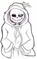 AU Sans X Reader :3 by Sansthekittycat