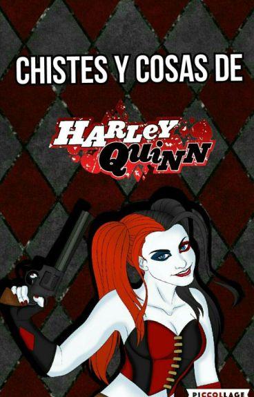 Cosas Y Chistes De Harley Quinn
