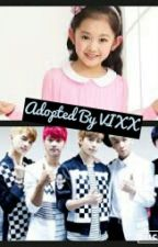 Adopted By VIXX by Kpoplover1932