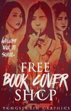 Free Book Cover Shop by YongSeoRin