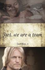 Yes, we are a team by DarkRose0254