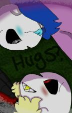 Hugs? ( A CherryBerry Fanfic ) by Dagger-toothed