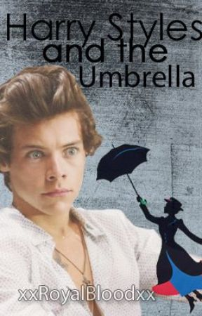 Harry Styles and The Umbrella by xxRoyalBloodxx