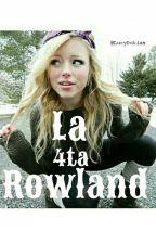 La 4ta Rowland •(Hunter Rowland)• by LucyDoblas15