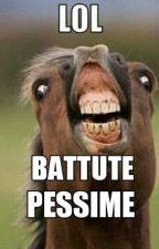 Battute Pessime by cricetistudios