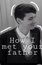 How I met your father [ #tissuepaperhatscomp ] by CatsnCardis
