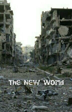 The New World by Ariabarnard