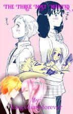 Nanatsu No Taizai: The Three Most Wanted by kingxdianeforever