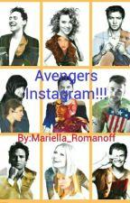 Avengers Instagram!! by Mariella_Romanoff