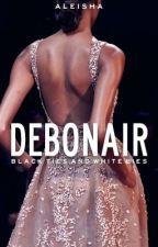 Debonair by CometsofMind
