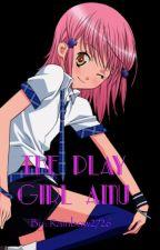 The play girl Amu (amuto) by rainbow2726