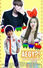 AEGY?! (Taehyung-SinB) by Mogurichan