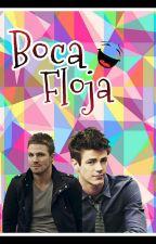 Boca Floja (Olivarry) by Taisha_StarkTaisho