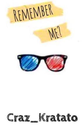 Remember Me? || Jerrie by Craz_Kratato