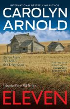 Eleven (Brandon Fisher FBI Series) by CarolynArnold