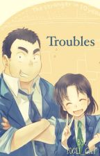 Troubles《Detective Conan》 by Fogli_Cat