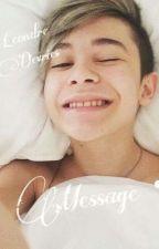 •Message•  Leondre Devries  by tina_zorro