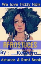 Afrostuces  by __KeyAfro__