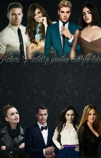 Actori Și Actrițe Pentru Cărțile Tale