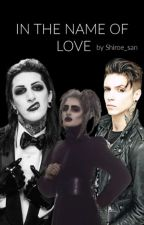 EXCHANGE | F.F. Motionless In White & Andy Biersack by Akyna007