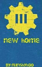 New Home by gunshyboo