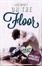 On the floor by -JustNancy