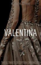 Code Valentina by NaughtyLadybug