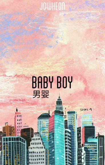 baby boy | ji+kook [shortfic]