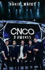 CNCO 5 Amores by nahir_matos