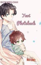 Yaoi Photobook by _Galaxy-Boy_