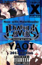 ❤️Diabolik Lovers Yaoi❤️ [REQUESTS CLOSED] [MATURE] by Nakura_Sakamaki
