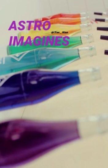 ASTRO IMAGINES ヽ( の ヮ の )ノ [LONG HIATUS]