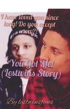 You got me (Les Twins boyxboy story) Three shots.  by lestwinsfans