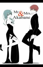 Mr. & Mrs. Akabane by Shizukesa11