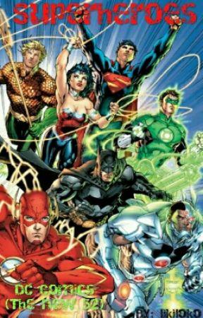DC Comics by likiloko